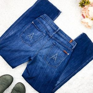 7 For All Mankind Jeans - 7 for all Mankind Denim Jeans A Pocket Relaxed 31